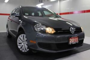 2011 Volkswagen Golf 2.5L Comfortline ALLOY WHEELS