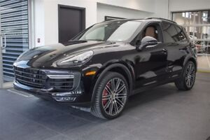 2016 Porsche Cayenne Turbo Premium Pack Plus