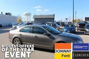 2012 Ford Fusion SEL|LEATHER|SUNROOF|$0 DOWN $60 WEEKLY TAXES IN