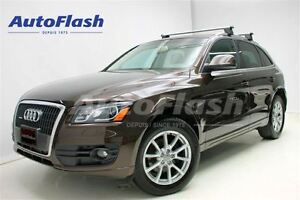 2012 Audi Q5 Premium-Plus Quattro *Blind-spot *Push-start* FULL