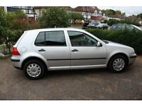 Silver VW Golf For Sale - 1 Owner FSH