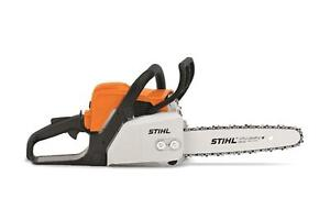 Stihl Chainsaws Starting From $269.95 With Free Wood Pro Kit!