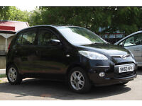 Hyundai i10 1.2 automatic, Brand new MOT, super cheap 60p per litre fuel LPG, 4 new tyres