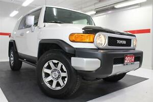 2014 Toyota FJ Cruiser 4WD DON VALLEY NORTH ORIGINAL
