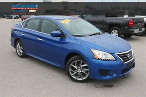 2015 Nissan Sentra SR * Navigation * Sunroof * Bluetooth *