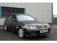 Rover 45 2.0 TD Club SE 5dr (black) 2004