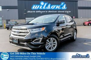 2016 Ford Edge SEL AWD! LEATHER! REMOTE START! SYNC! BLUETOOTH!