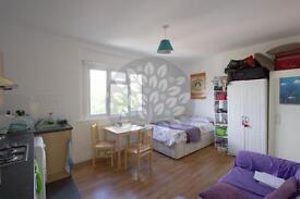 Studio flat in Mount View Road, Finsbury Park