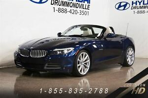 2011 BMW Z4 sDrive35i CABRIO + NAVI + ULTRA RARE + SPORT & IVO