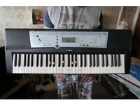 Yamaha Keyboard - Excellent Condition!