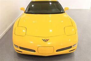 2001 Chevrolet Corvette Z06 | Hardtop | MILLENIUM YELLOW Regina Regina Area image 6