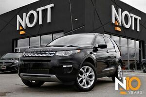 2016 Land Rover Discovery Sport HSE Navi, Leather, Pano Roof