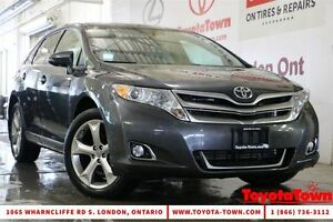 2013 Toyota Venza SINGLE OWNER V6 ALLOY WHEELS POWER SEAT