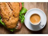 ☕️ Sandwich Artist .. URGENT!!