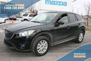 2016 Mazda CX-5 GS-NAVIGATION-TOIT-OUVRANT-SIÈGE CHAUFFANT-CAMÉR
