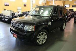 2012 Land Rover LR4 HSE NAVI TRIPLE SUNRROOF DUAL DVD 7PASS