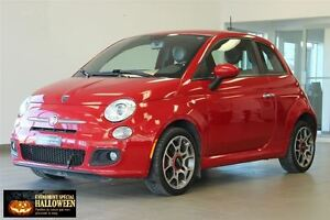 2013 Fiat 500 SPORT*CUIR/MAGS/BLUETOOTH/CRUISE