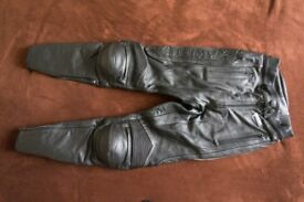Ladies Motorcycle trousers AKITO size 8