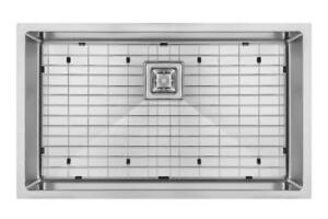 Undermount Sink | Hand Crafted | 16 Gauge| with Free Grids and Basket strainers| Plenty Designs