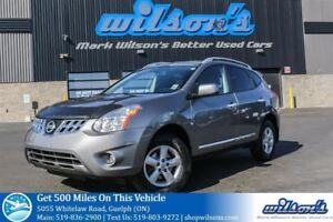 2013 Nissan Rogue SPECIAL EDITION AWD SUNROOF! BLUETOOTH! CRUISE
