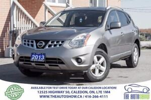 2013 Nissan Rogue Special Edition   AWD   SUNROOF   SERVICE RECO