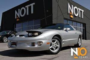 2002 Pontiac Firebird Formula, 5.7 V8, T-Top Roof