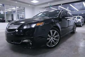 2014 Acura TL A-Spec, SHAWD, ALLOYS, ROOF, NO ACCIDENT, FULLY SE