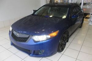 2009 Acura TSX TECH PKG NAVI+PAN NAVIGATION+LEATHER+SUNROOF+BACK