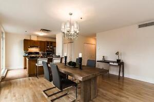 2 bedroom Penthouse-furnished or unfurnished -downtown Montreal