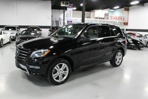 2015 Mercedes-Benz M-Class ML 350 BlueTEC | LOADED | CLEAN CARPR