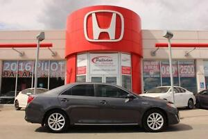 2013 Toyota Camry Hybrid LOW KMS+ BLUETOOTH+ BACK-UP CAMERA