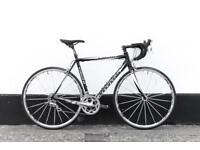 Cannondale caad 8 54 cm (carbon parts) 7.8 kg ready to go