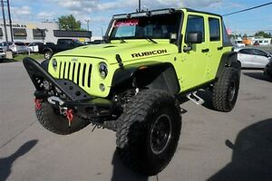 2016 Jeep WRANGLER UNLIMITED Rubicon+2 TOITS