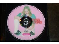 2 x Fiona Cooper DVD's (our choice or choose from list) for £12 including postage