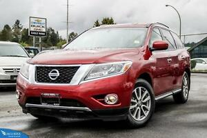 2015 Nissan Pathfinder SV Heated Seats and Heated Steering Wheel