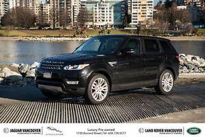 2014 Land Rover Range Rover Sport V6 HSE