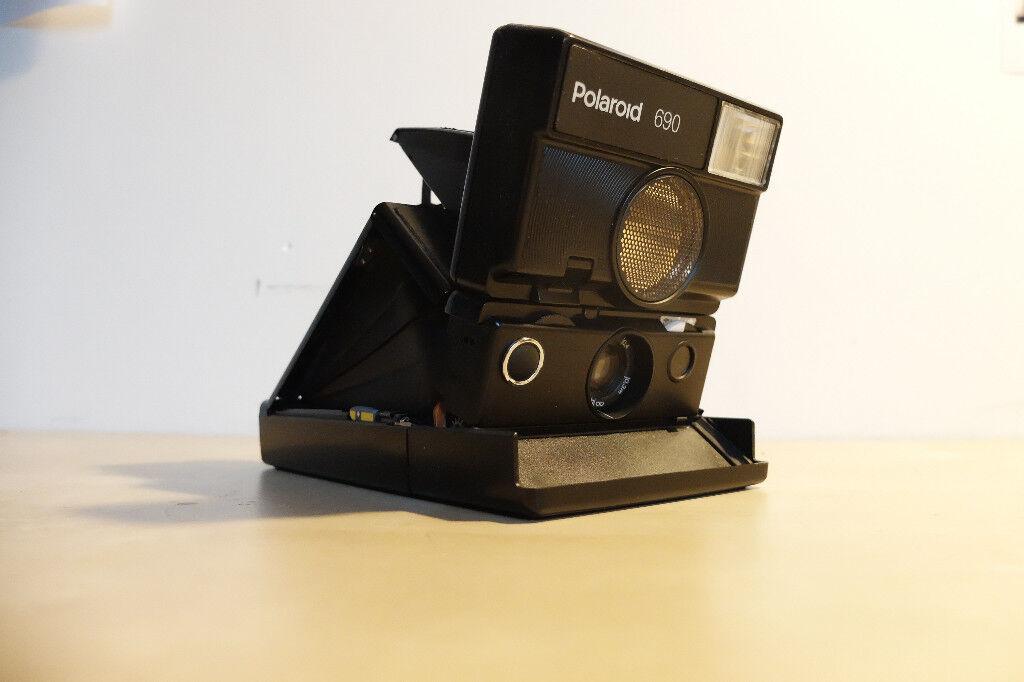 Polaroid 690 SLR Camera   in Southwark, London   Gumtree efa41629252a