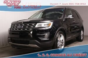 2016 Ford Explorer Limited AWD 4X4 MAGS TOIT CUIR CAMERA NAV
