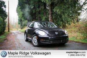 2016 Volkswagen Beetle 1.8TSI Low KM