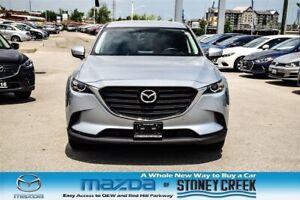 2016 Mazda CX-9 GS Rear Cam Heated Seats B/T Alloy