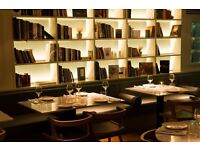 Chef de partie for a Spanish / Basque grill in W1