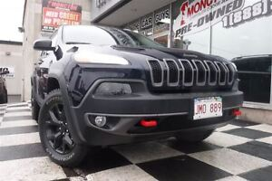 2016 Jeep Cherokee Trailhawk | Heated seats | 4x4