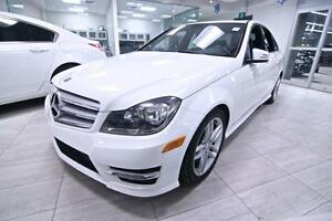 2013 Mercedes-Benz C-Class C300, SPORT, LETHER, ALLOYS, ROOF, ON