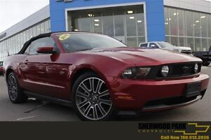 2010 Ford Mustang GT| Pwr Dr/Pass Leather Heat Seats| Prem Audio