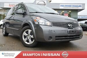 2009 Nissan Quest 3.5 S *Heated seats,7 passenger*
