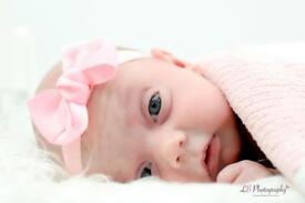 Newborn model call Photoshoot