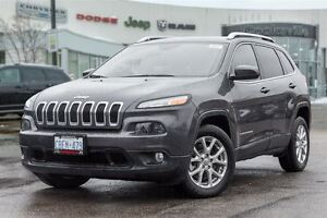 2016 Jeep Cherokee North, BACK UP CAM, NORTH!