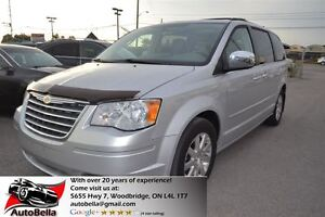 2008 Chrysler Town & Country Touring DVD SUNROOF R.CAMERA NO ACC