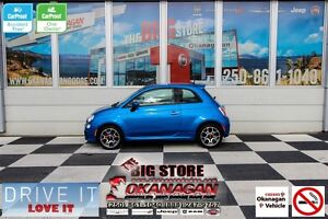 2015 Fiat 500 Sport, No-Accidents, Not-Smoked In, Super Clean!!!