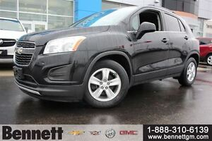 2014 Chevrolet Trax 1LT - Great on Gas, Bluetooth, Backup Camera